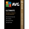 AVG ULTIMATE 2022, 10 Multi-Devices 2 Years LATEST - (DOWNLOAD VERSION BY EMAIL)