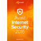 Avast! Internet Security 2016, 3PCs, 1 Year, DIGITAL DOWNLOAD