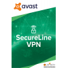 Avast SecureLine VPN 2020, 5 Multi-Devices, 1 Year (DOWNLOAD VERSION BY EMAIL)