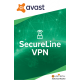 Avast SecureLine VPN 2021, 10 Multi-Devices, 3 Years (DOWNLOAD VERSION BY EMAIL)