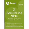 Avast SecureLine VPN 2022, 5 Multi-Devices, 2 Years (DOWNLOAD VERSION BY EMAIL)